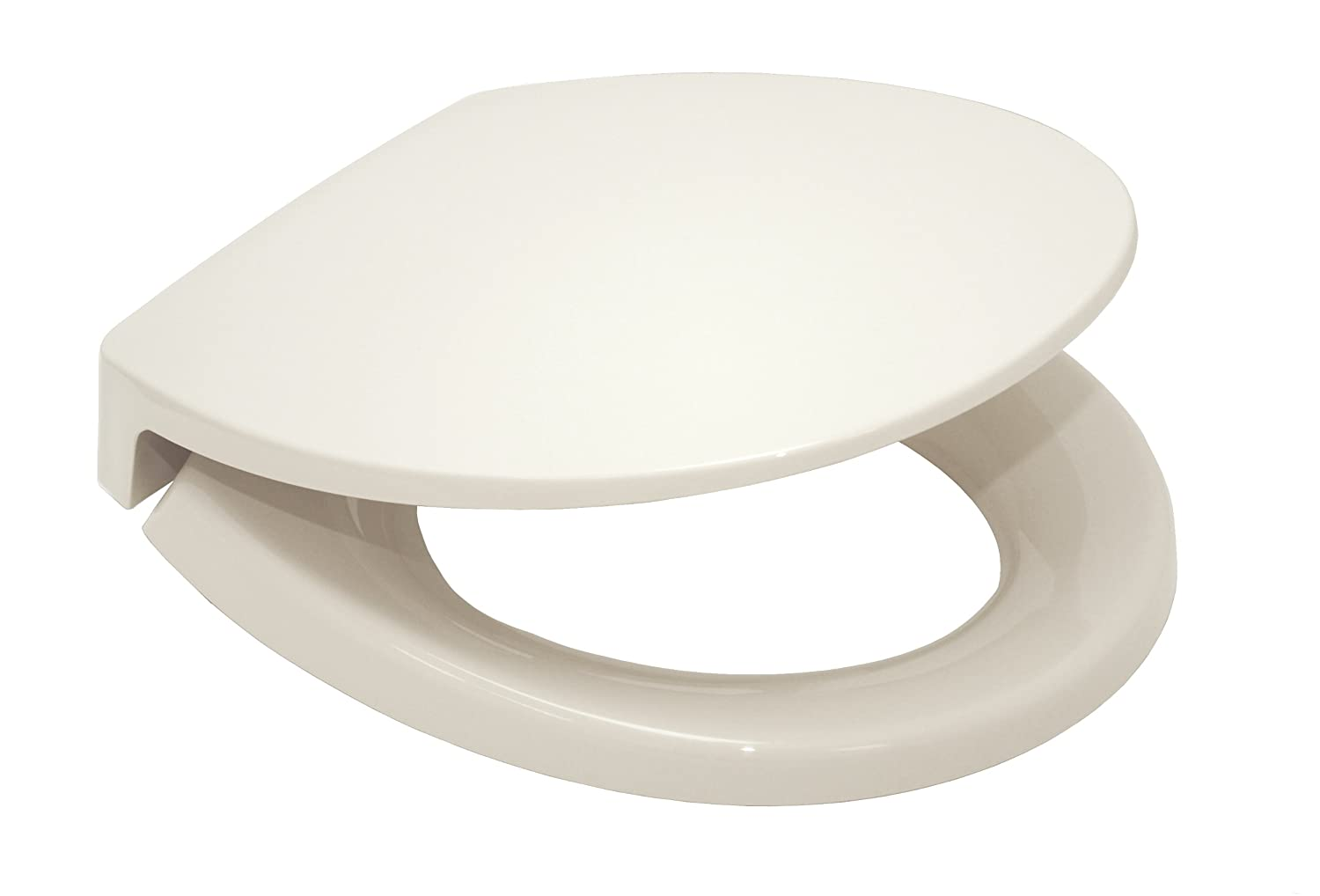 TOTO SS113#11 Transitional SoftClose Round Toilet Seat, Colonial ...