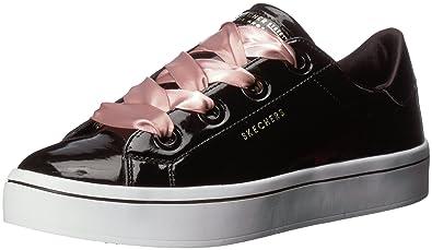 e228d575865e Skecher Street Women s Hi-Lite-Patent Lace Sneaker