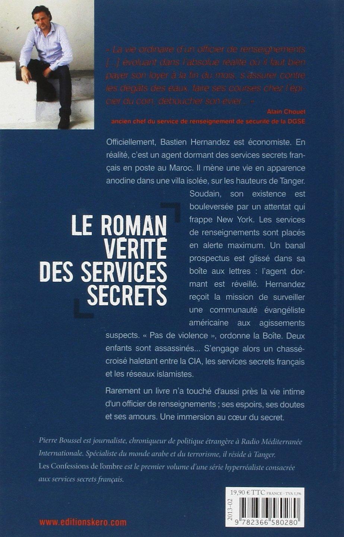 Amazon.fr - Les confessions de l ombre - Pierre Boussel - Livres 1f0350d2e6c