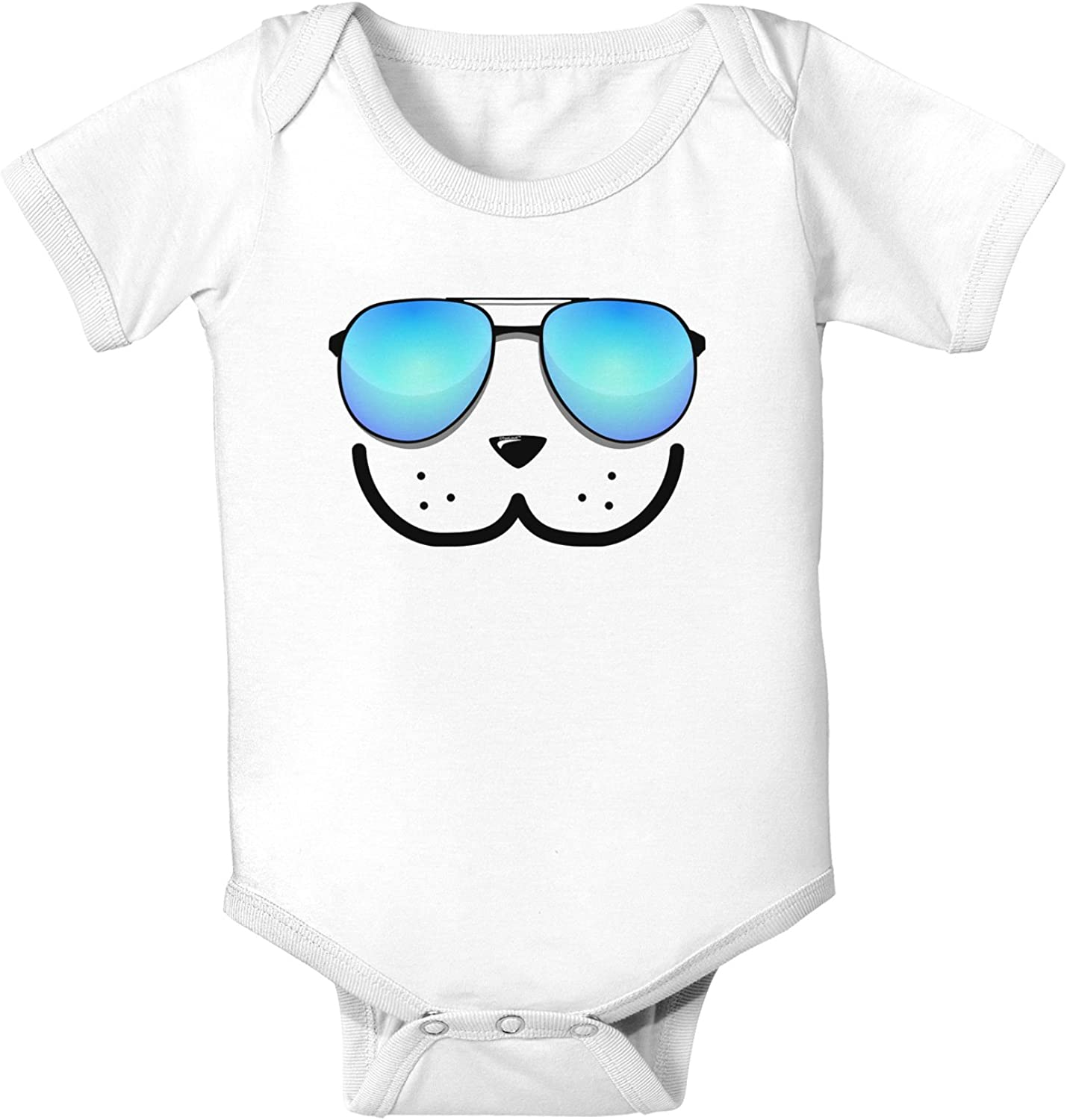 TOOLOUD KYU-T Face Dewy The Dugong Infant T-Shirt