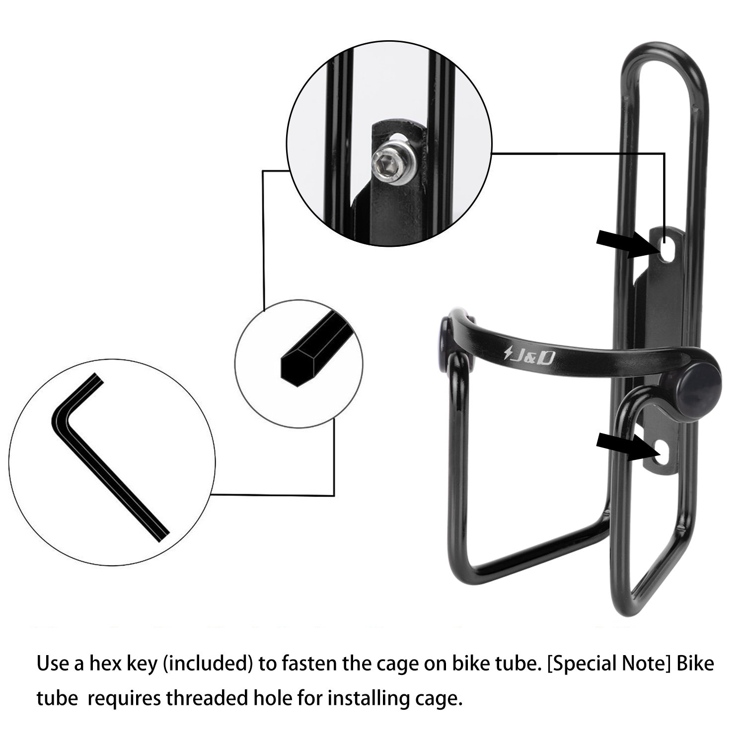 Lightweight Durable Aluminum Cycling Bicycle Image 2
