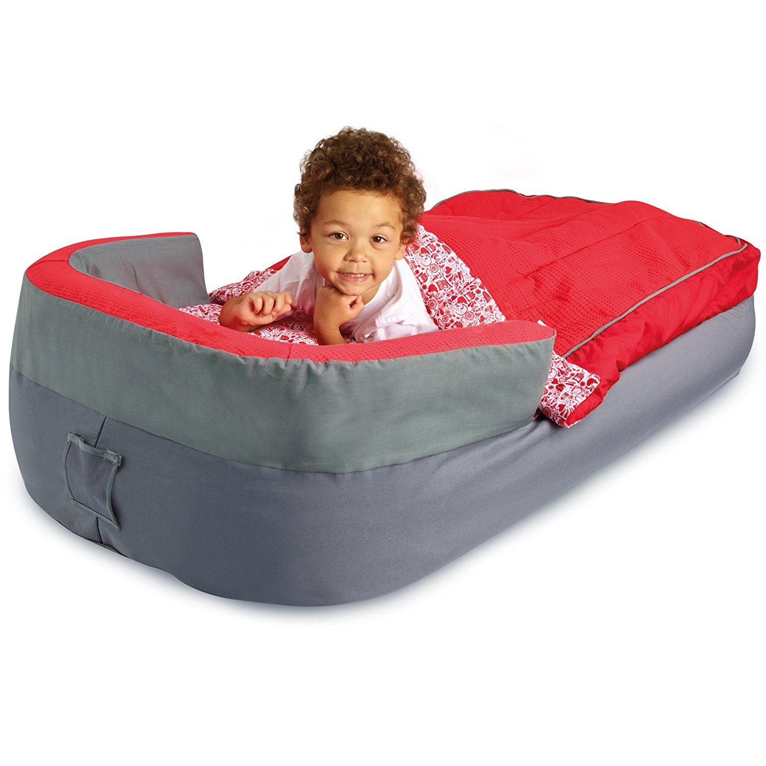 My First ReadyBed, Deluxe by Worlds Apart, Ages 18 months - 3 years by Readybed (Image #3)