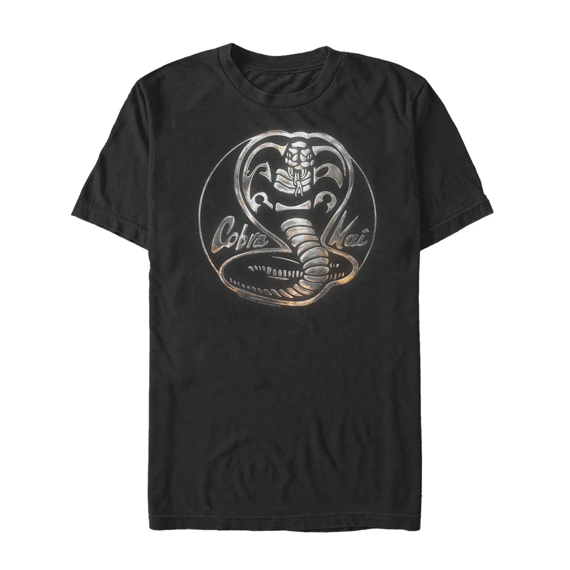Metal Snake Logo Shirts