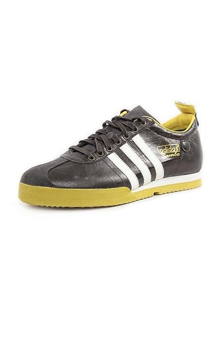Adidas Scarpa Uomo Sneakers Basse Colore Bronzo Samba 62, Taglia 44 2/3