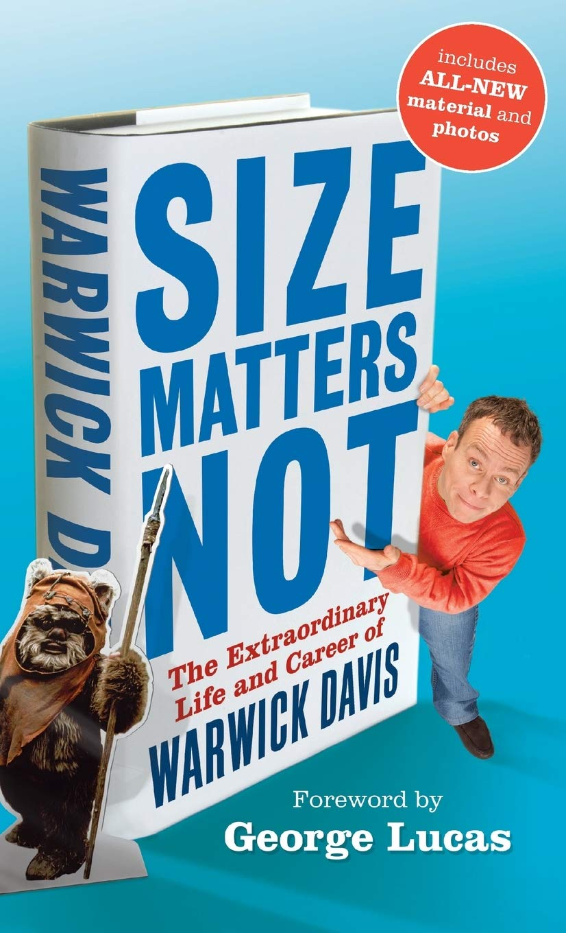 Size Matters Not: The Extraordinary Life and Career of ...