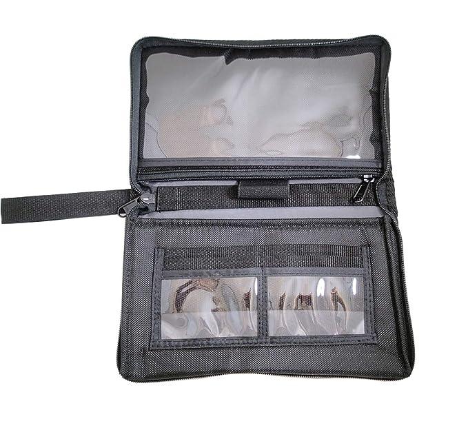 Amazon.com: aerophoenix con cierre carcasa de cuaderno de ...