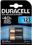 "DURACELL Blister de 2 piles photo ""Ultra"" Lithium DL 123 A"