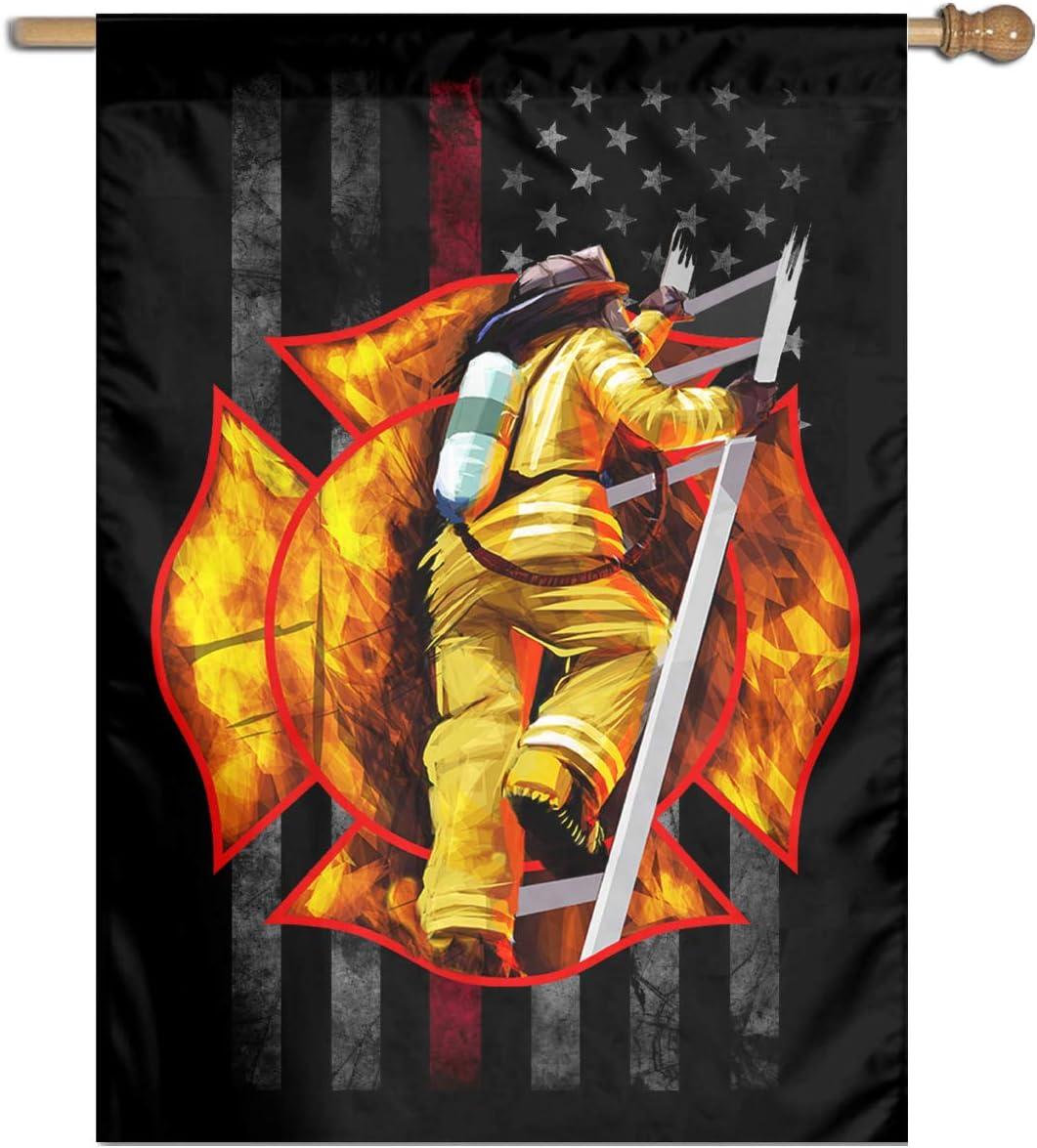 IEccelle Flag Banderines de jardín de Escalera de Rescate ...