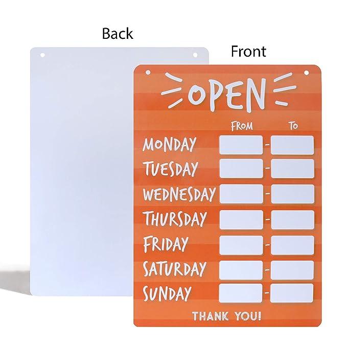 Amazon.com: Fun Store - Señal de horas para atraer a los ...