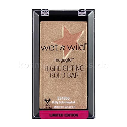 Wet n Wild Megaglo Highlighting Gold Bar Maquillaje - 1 unidad
