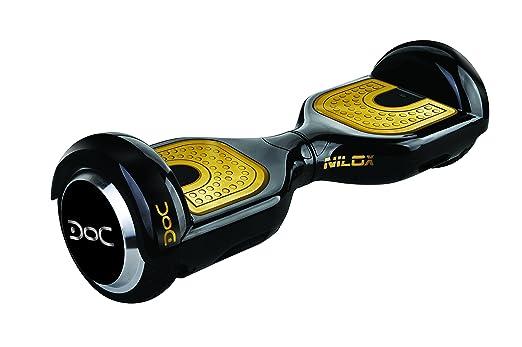 161 opinioni per Nilox Hoverboard Doc con Certificazione UL 2272 borsa inclusa, Oro