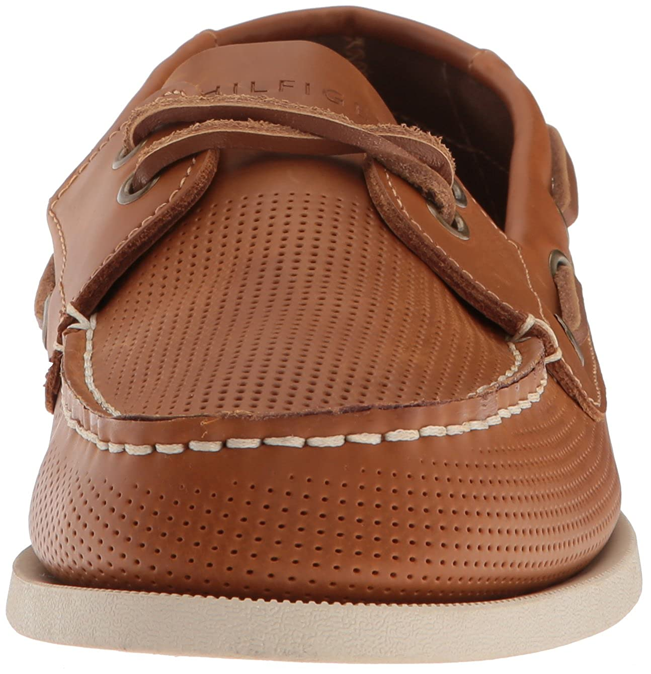 b409e815f9620a Tommy Hilfiger Men s Bowman Boat Shoe Tan 8 D(M) US  Buy Online at Low  Prices in India - Amazon.in