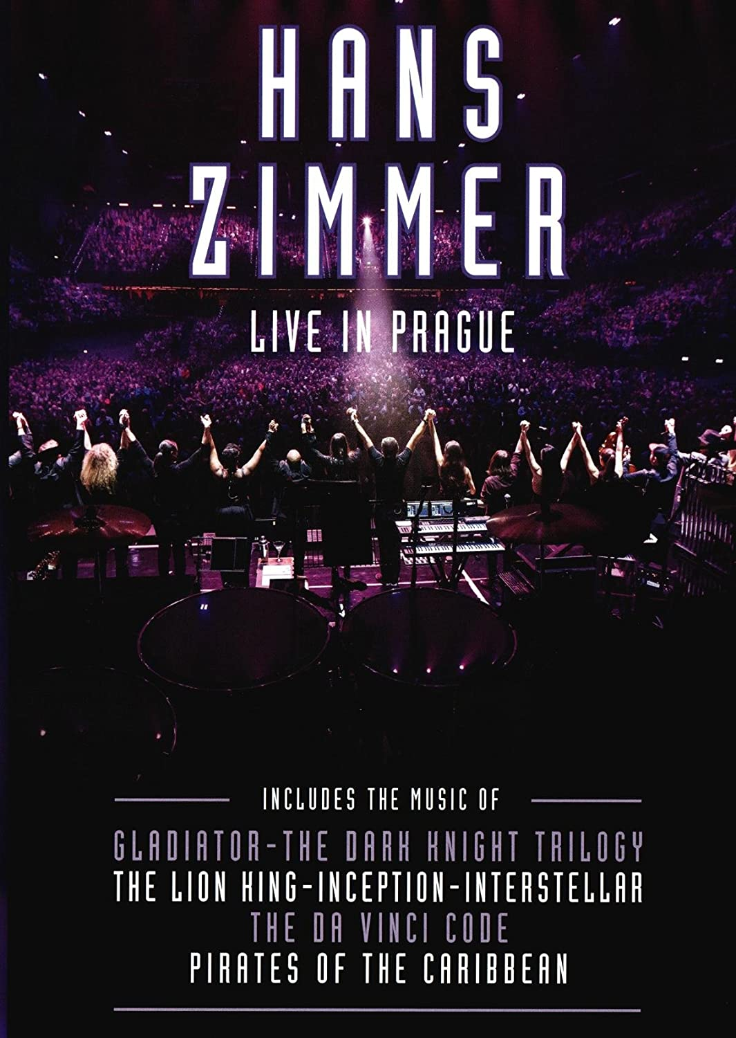 Hans Zimmer: Live In Prague [DVD]: Amazon.co.uk: Hans Zimmer, Czech ...