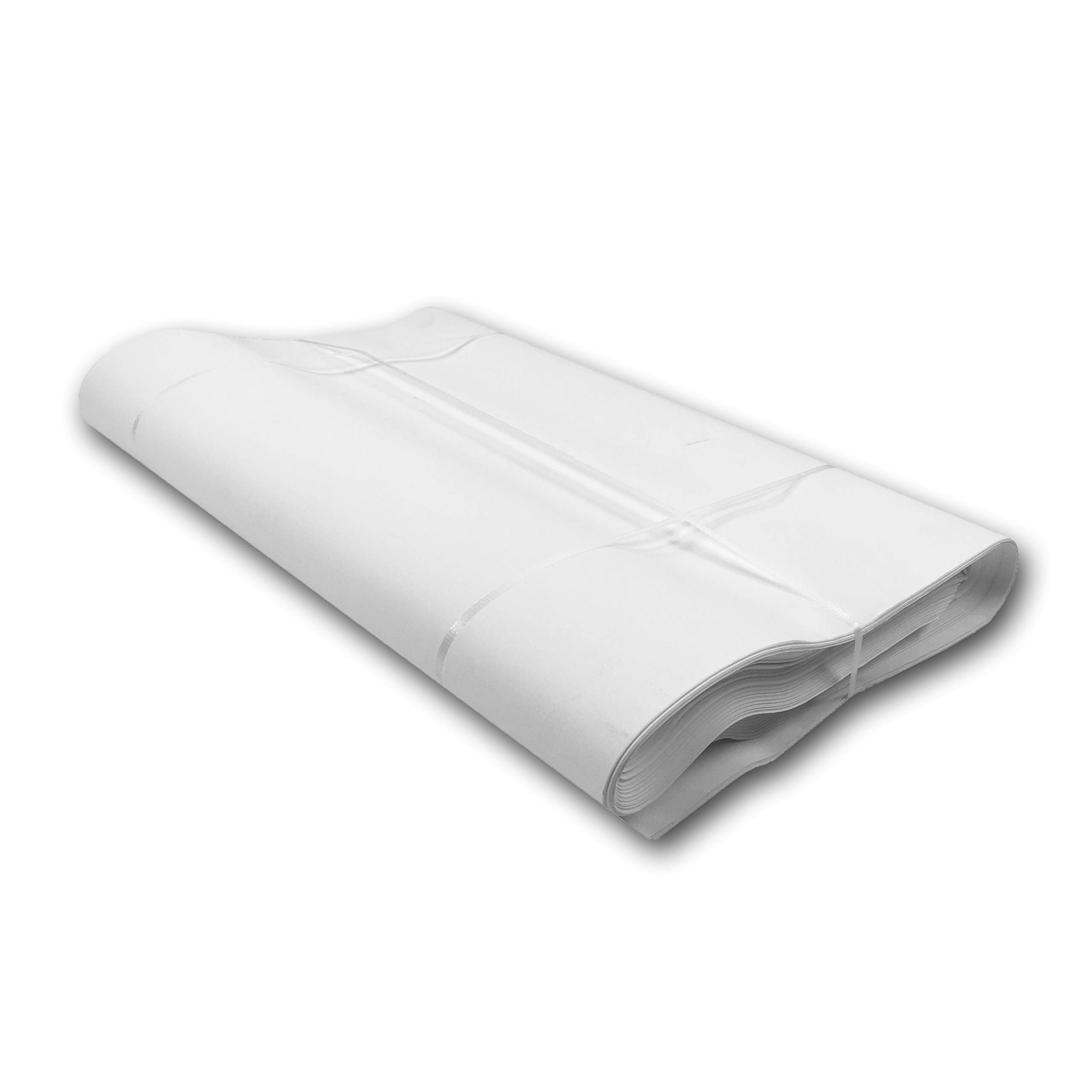 uBoxes Newsprint Packing Paper, 25 lbs, Approx 500 Sheets by Uboxes