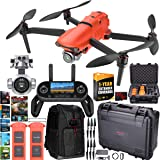 Autel Robotics EVO 2 Pro Drone Folding Quadcopter Rugged Combo 6K HDR Video and Mapping EVO II Pro Extended Warranty…