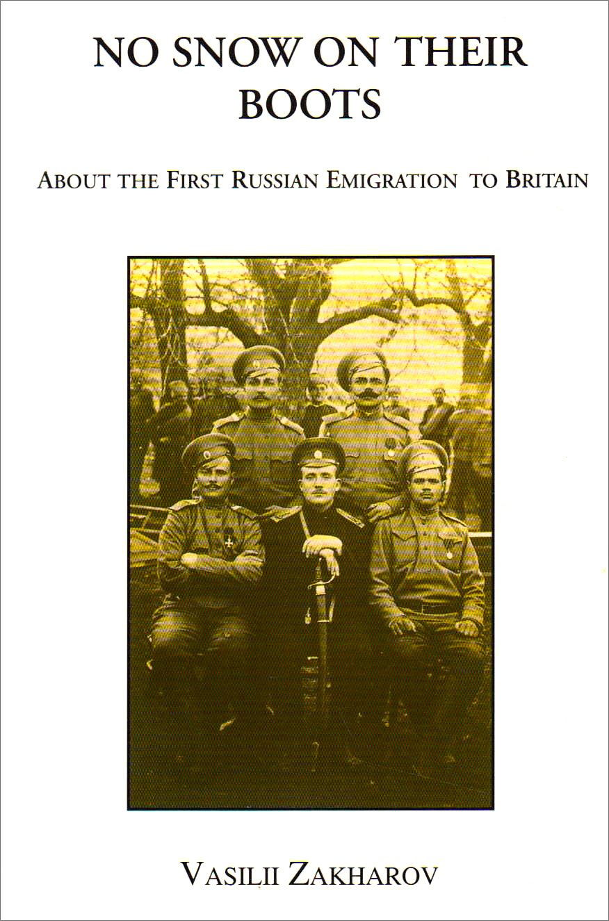 Download No Snow on Their Boots: About the First Russian Emigration to Britain pdf epub