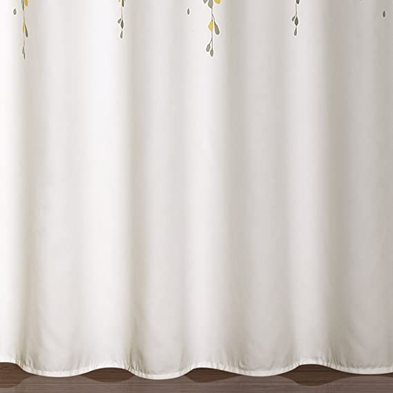 Brown Shower Curtains Youll Love Light Stripe