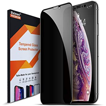Amazon.com: Uxinuo Privacy Screen Protector Compatible with ...