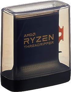 AMD Ryzen Threadripper 3960X 24-Core, 48-Thread Unlocked Desktop Processor, without Cooler