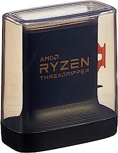 AMD Ryzen Threadripper 3960X 24-Core, 48-Thread Unlocked Desktop Processor, without Cooler,Medium