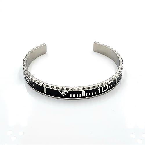 livraison gratuite bonne texture matériaux de haute qualité Speedometer bracelet homme jonc submariner rolex montre ...