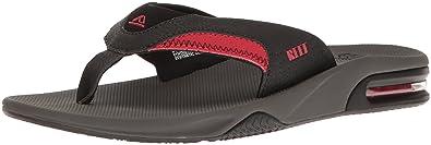 ea025fbd5318 Amazon.com  Reef Men s Fanning Sandal Flip-Flop  Shoes