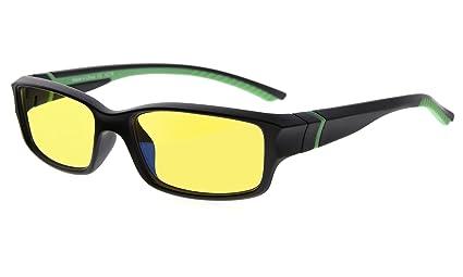 Tartaruga-Blu, 2.00 Eyekepper Occhiali da Lettura Computer Filtro Luce Blu Protezione UV Occhiali da Presbiopia per PC Uomini Donne Montatura di Plastica