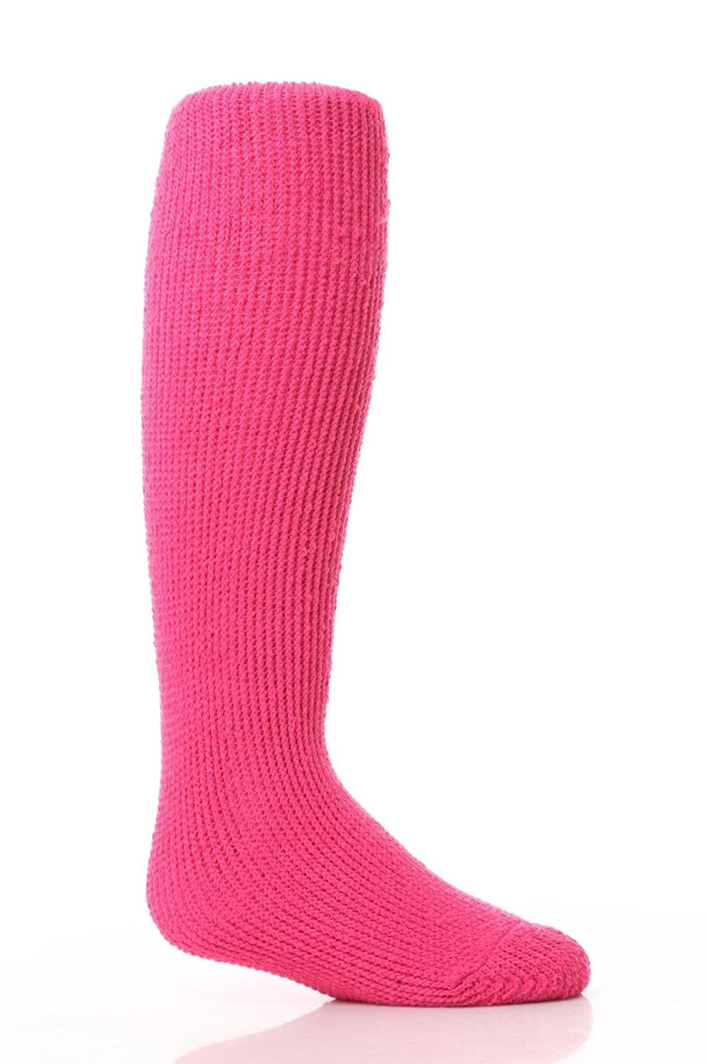 Childrens Heat Holders The Ultimate Thermal Sock Size 9-1 Red