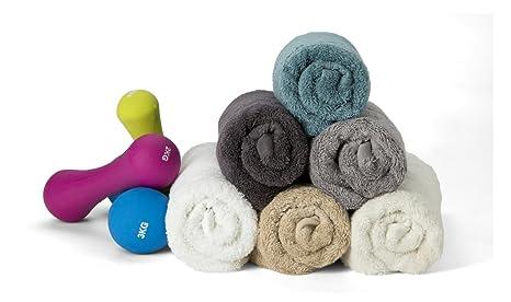 Toallas para el gimnasio de secado rápido de bambú y algodón