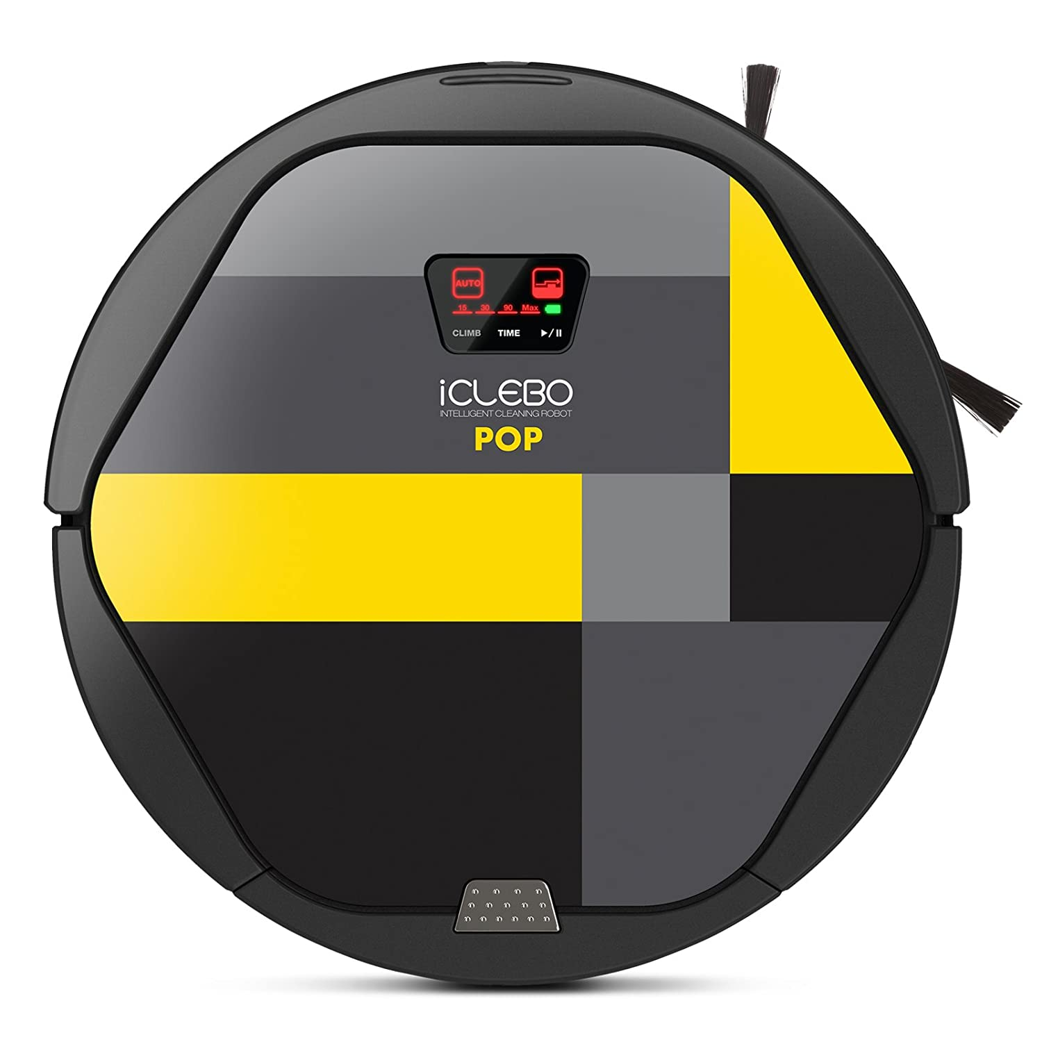 iClebo Pop Smart Vacuum Cleaner Floor Mopping Robot