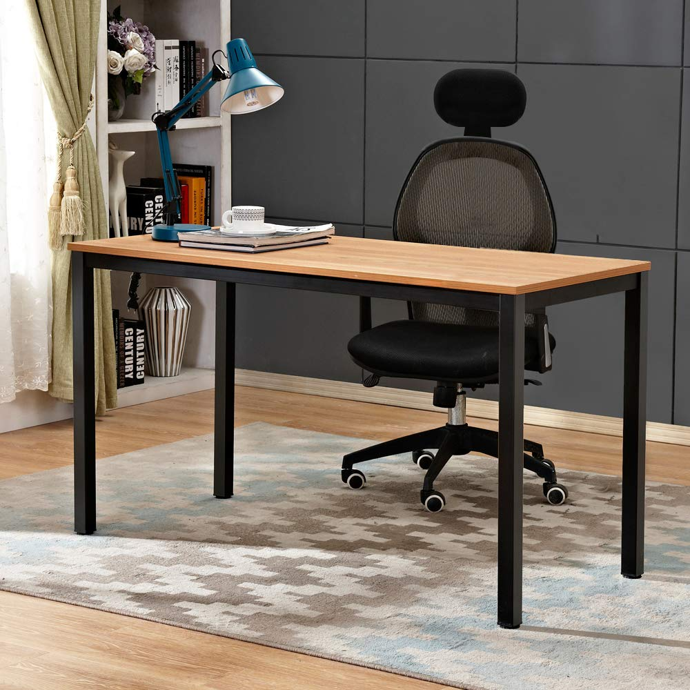 Need Computer Desk 47'' Computer Table with BIFMA Certification Sturdy Office Meeting/Training DeskTeak AC3BB-120