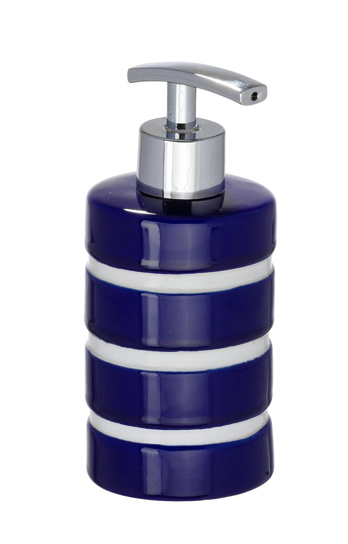 wenko marine 21057100 soap dispenser blue amazoncouk kitchen