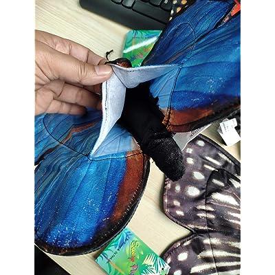 38cm Mariposa de cola de golondrina azul marioneta de mano de alta simulación mariposa insecto Marioneta de felpa Muñeca de mano Aprendizaje Juguetes for bebés ( Color : A , Height : Width 38cm ): Juguetes y juegos