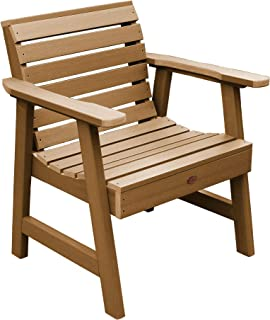 product image for Highwood Weatherly Garden Chair, Toffee