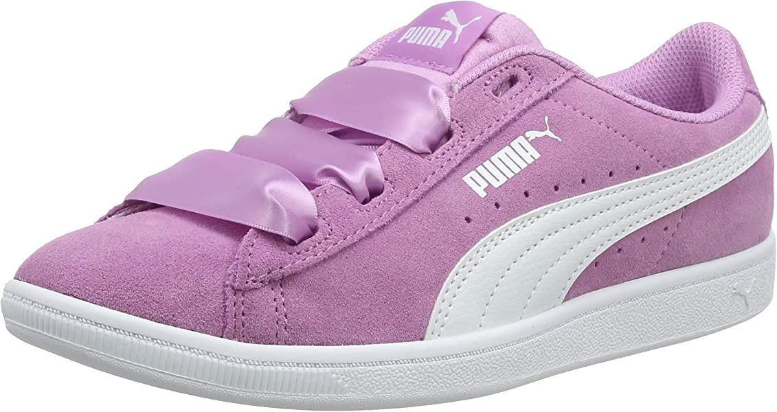 Puma Vikky Ribbon, Zapatillas para Niñas
