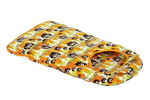 VAUDE 103574750010 - Saco de dormir rectangular para acampada, color moca, talla Izquierda: Amazon.es: Deportes y aire libre