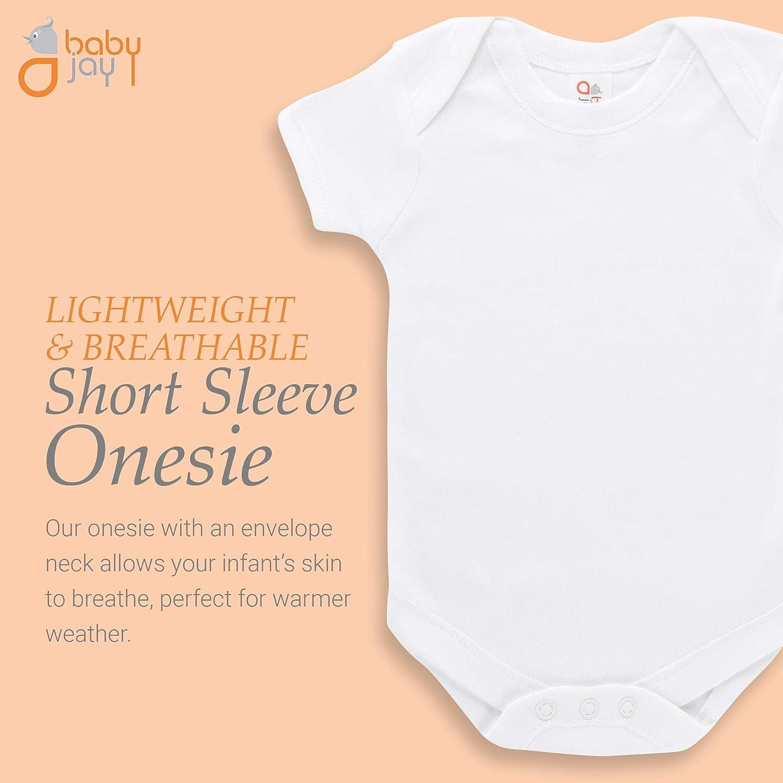 GayleanQ5 Shinedown Newborn Cotton Short-Sleeve Onesies Bodysuits