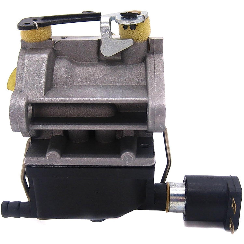 640330 640330a Tecumseh Carburetor Includes Fuel Shut 65 Hp Carb Diagram Antonio Blog Off Solenoid Garden Outdoor