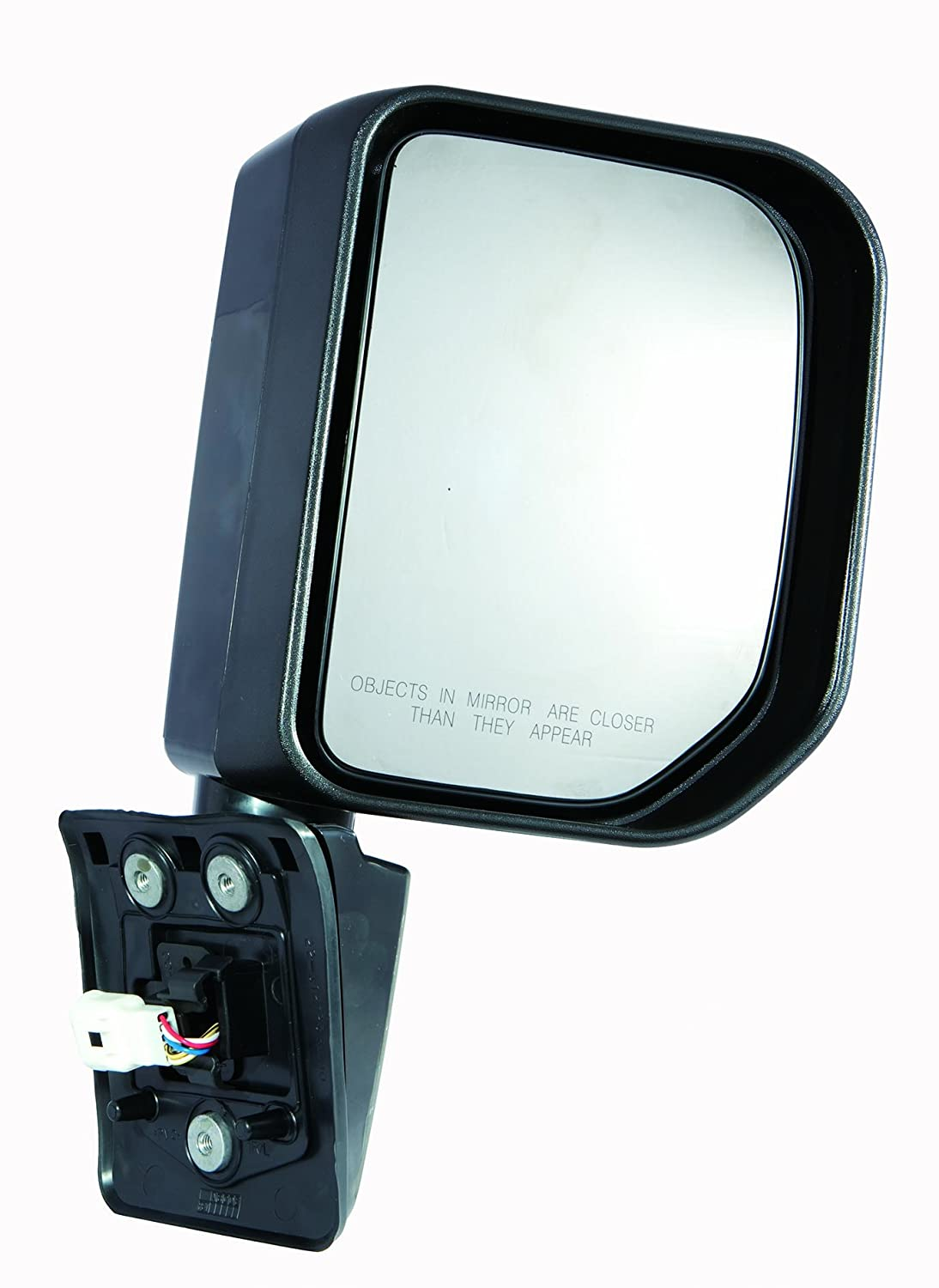Depo 312-5428L3EB Toyota FJ Cruiser Driver Side Non-Heated Power Mirror with Lamp