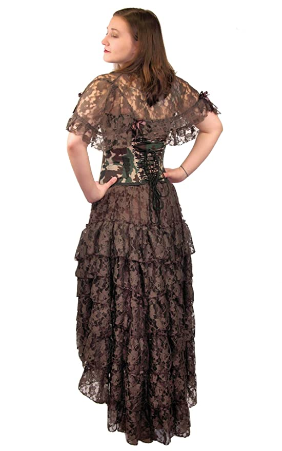 Steampunk Vests and Wraps Bolero Shrug $39.99 AT vintagedancer.com