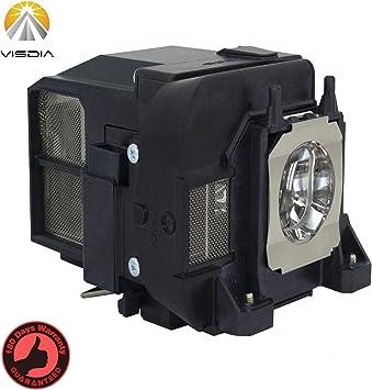 ELP LP77/V13H010L77 Lámpara de Repuesto para proyector con Carcasa ...