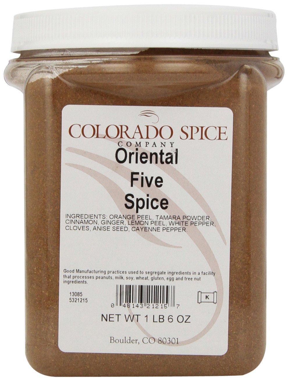 Colorado Spice Oriental Five Spice, 22-Ounce by Colorado Spice (Image #1)