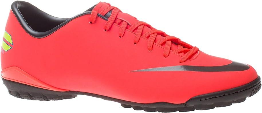preposición piano Oclusión  Amazon.com: Nike Mercurial Victory III Astro Turf Soccer Boots - 13.5:  Clothing