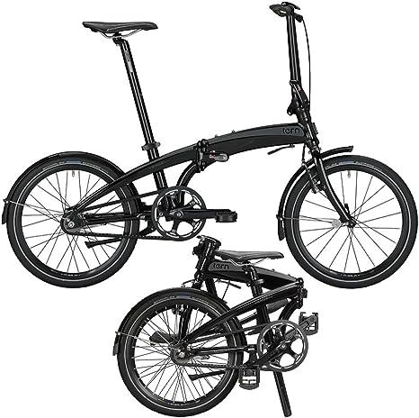 tern Verge Duo - Bicicletas plegables - negro 2015 Bicicletas ...