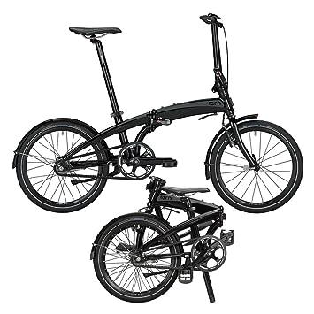 tern Verge Duo - Bicicletas plegables - negro 2015 Bicicletas plegables (7/8 velocidades