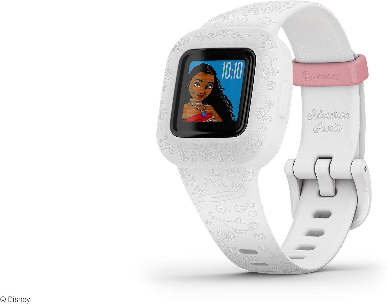Garmin vivofit jr. 3 - Monitor de Actividad para niños, Princesas Disney