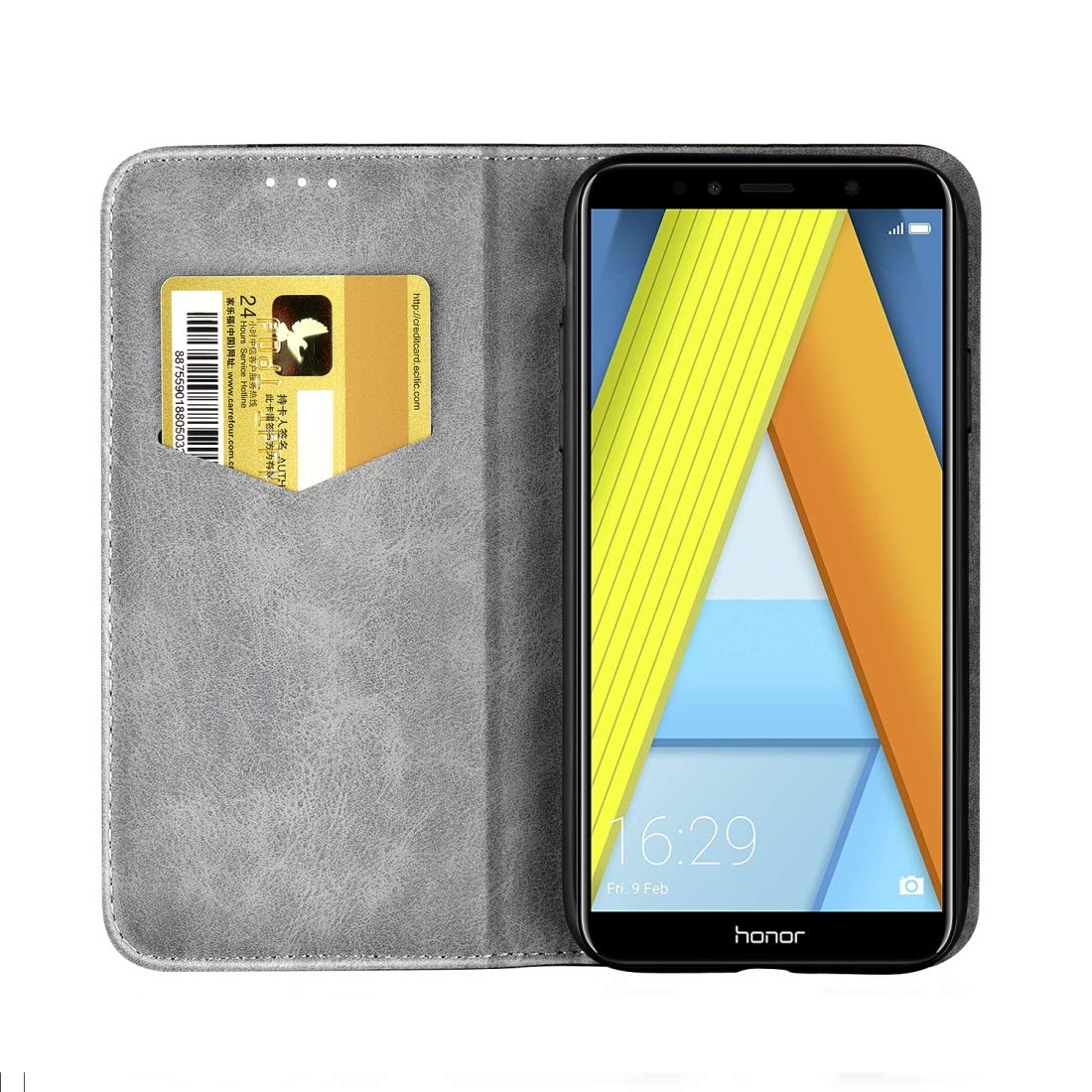 Amazon.com: Zhangl Mobile Phone Leather Cases Business Solid ...