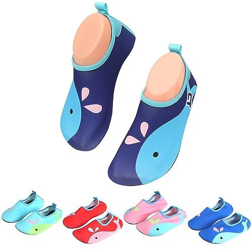 615c5f9f9e2 Zapatos para Niño Niña Zapatos de Playa Bebe Zapatillas de Piscina  Escarpines Calzado para Agua
