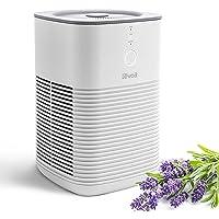 LEVOIT Purificador de Aire con Double Filtros HEPA, Purifocador de Sobremesa con Aromaterapia para Alergia, Modo Sueño…
