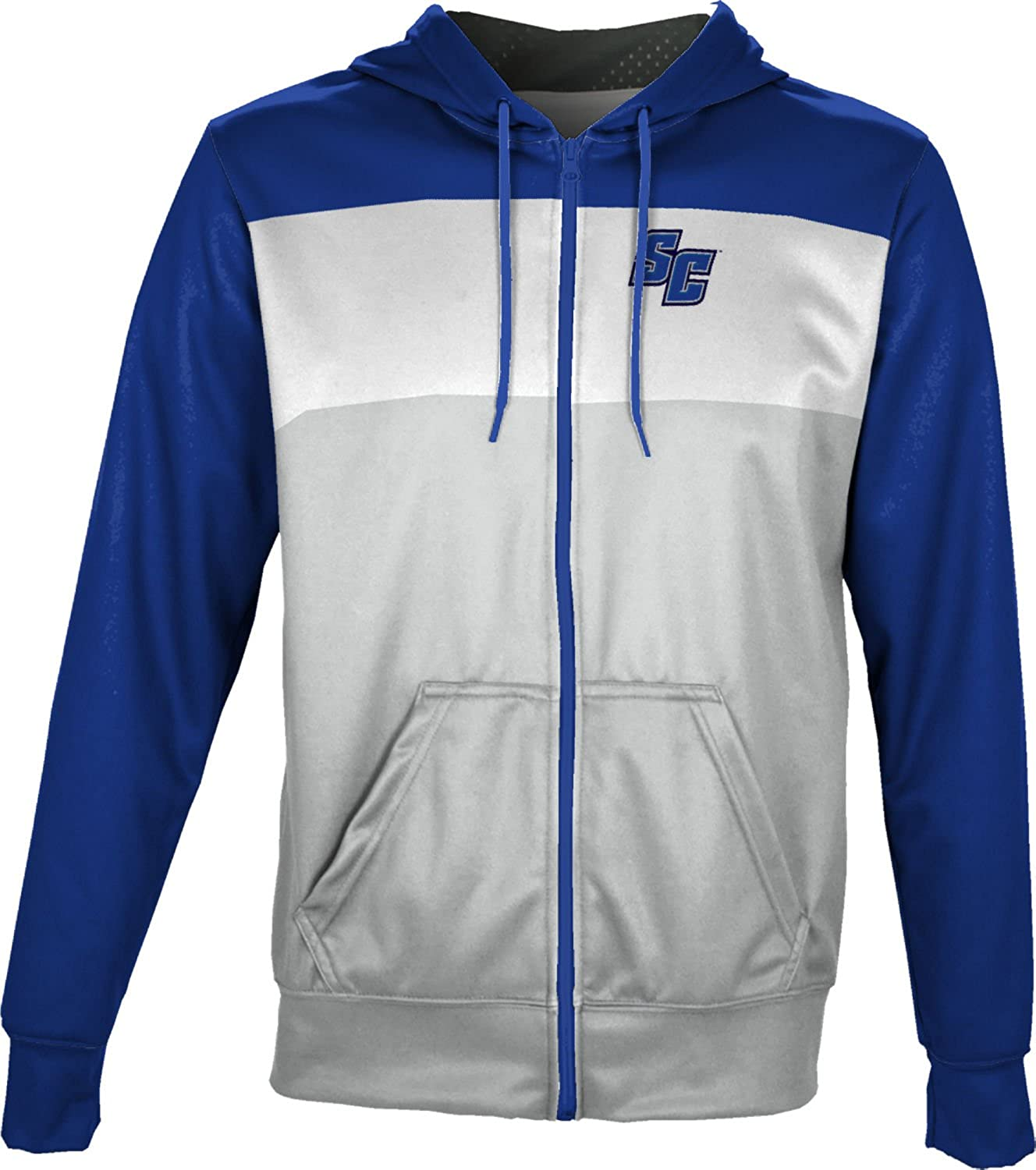 ProSphere Southern Connecticut State University Boys Full Zip Hoodie Prime